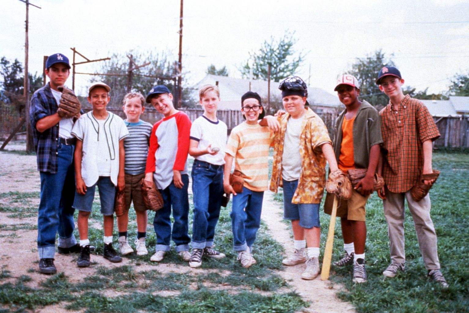 The Sandlot Full Movie
