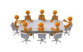 clipart meeting