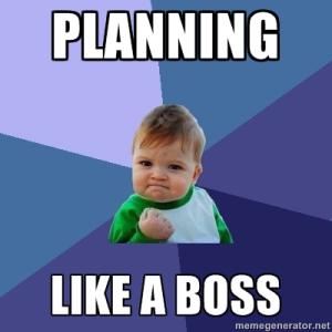 planning meme